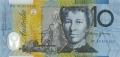 10 австралийских долларов реверс
