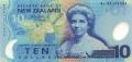 10 новозеландских долларов аверс
