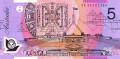 5 австралийских долларов реверс
