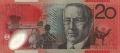 20 австралийских долларов реверс
