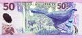 50 новозеландских долларов реверс