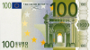 100 евро аверс