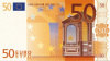 50 евро аверс