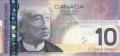 10 канадских долларов аверс