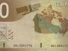 100 канадских долларов реверс