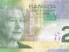 20 канадских долларов аверс