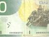 20 канадских долларов реверс